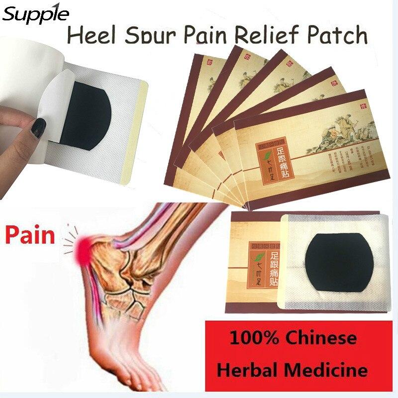 7 Piece Heel Spur Pain Relief Patch Herbal Calcaneal Spur Rapid Heel Pain Relief Patch F ...