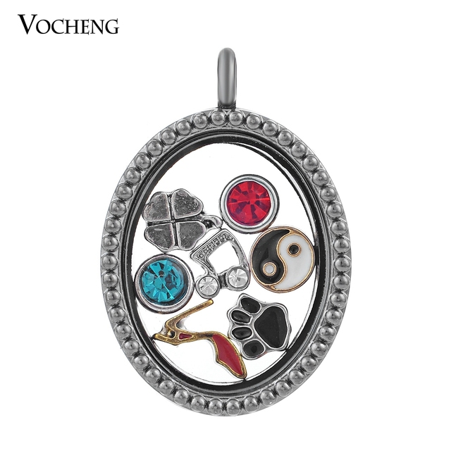 10pcslot vocheng 2 colors plating oval floating locket memory 10pcslot vocheng 2 colors plating oval floating locket memory pendant va 116 aloadofball Image collections