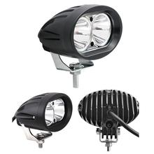 1 pair LED Work Light Motorcycle Truck Headlight spot light Car Auto SUV ATV 4WD 4X4 Offroad LED Driving Fog Lamp 12V 24V