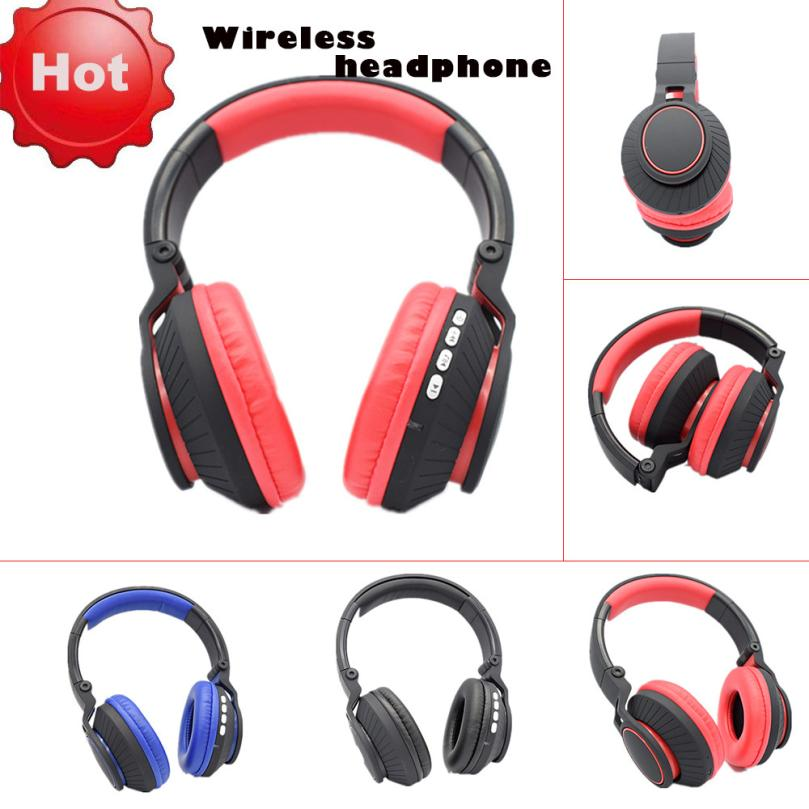 Bluetooth 4.0 Wireless Running Sports Bluetooth Headphones Headset Stereo Earphone support call and song switch