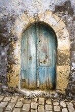 Старинные двери Фотографии Фоном Ретро Студия Цифровая Печать Новорожденных Фонов Для Фотостудии D-9032