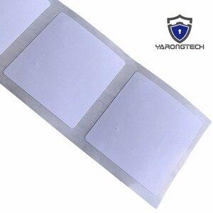 Image 1 - YARONGTECH ISO/IEC 15693 HF etiquetas de papel RFID etiquetas de biblioteca ICode SLIX (paquete de 20)