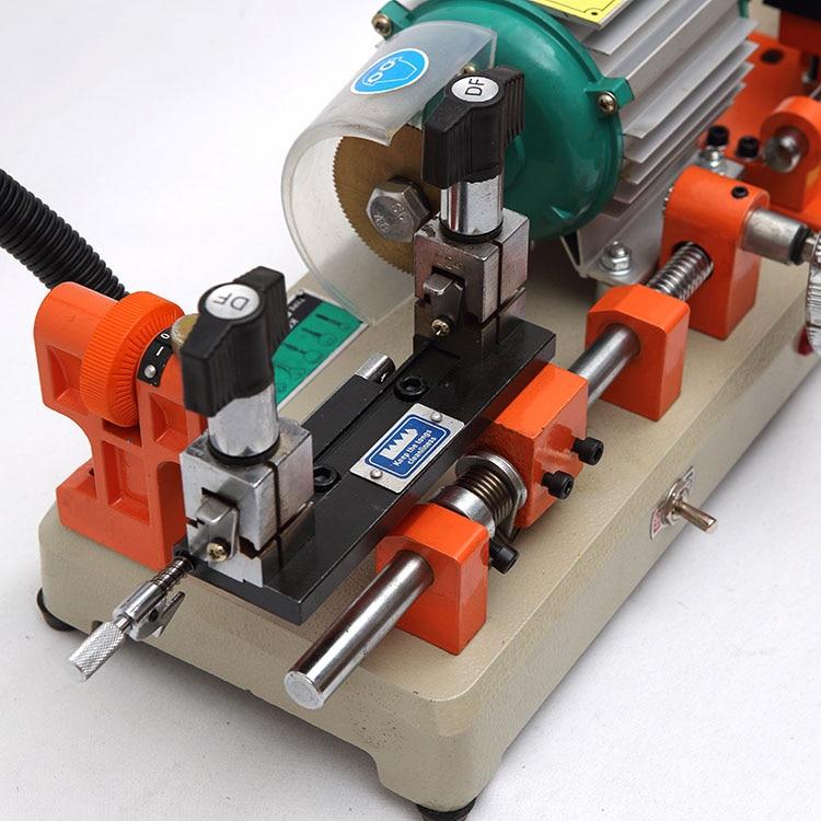 Defu Cutter 238BS Máquina de corte de llaves de doble cara - Herramientas manuales - foto 5