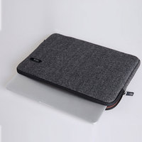 Cheap Felt Laptop Sleeve For Macbook Pro Waterproof Case Protective Shell Notebook 11 Inches Computer Bag