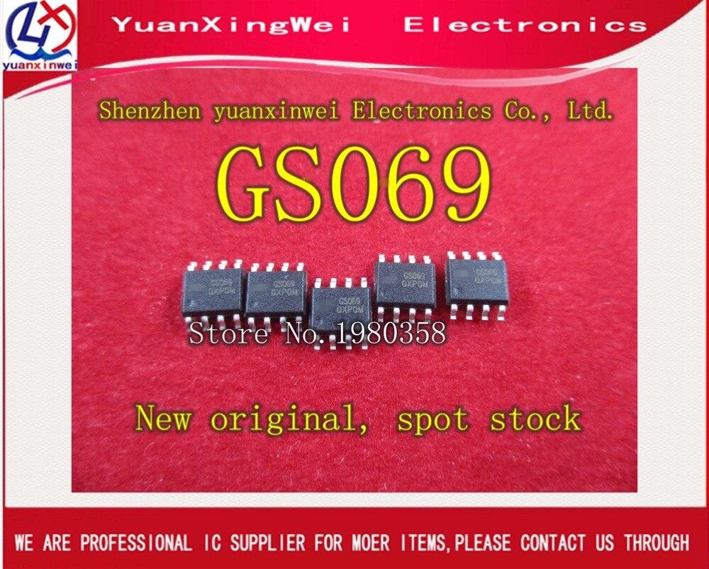 Free Shipping 5PCS GS069 gs069w Encapsulation/Package:SOP8,4 ~ 6WAC-DC Single Output Wall-mountedFree Shipping 5PCS GS069 gs069w Encapsulation/Package:SOP8,4 ~ 6WAC-DC Single Output Wall-mounted