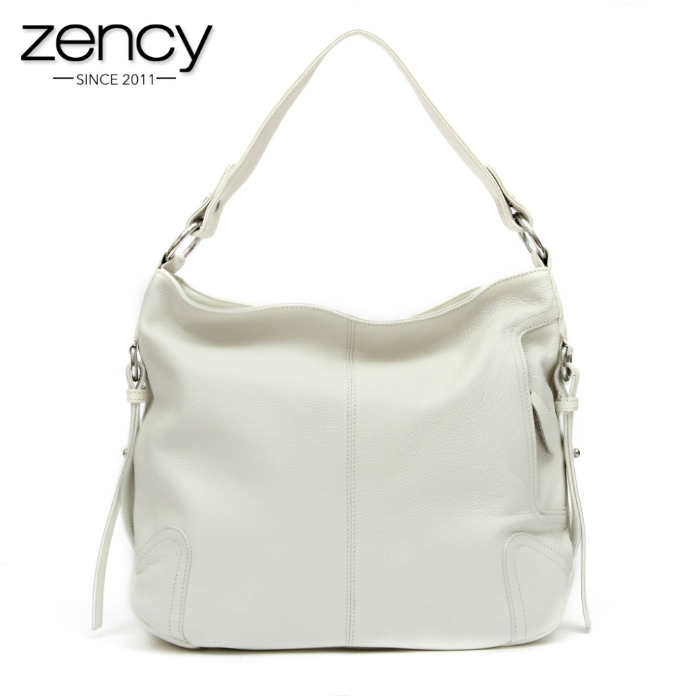 Most Popular in Summer 100% Genuine Leather Real Soft Womens Handbags Ladies Tot