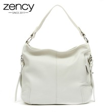 Most Popular in Summer 100 Genuine Leather Real Soft Womens Handbags Ladies Tote Bags Purse Satchel