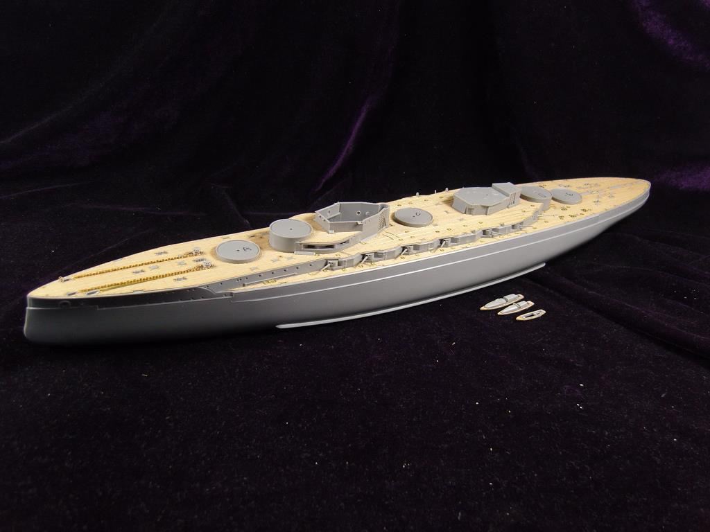 S.002 ARTWOX ICM of the German warships in the general election of the king of the wooden deck AW10065 купить