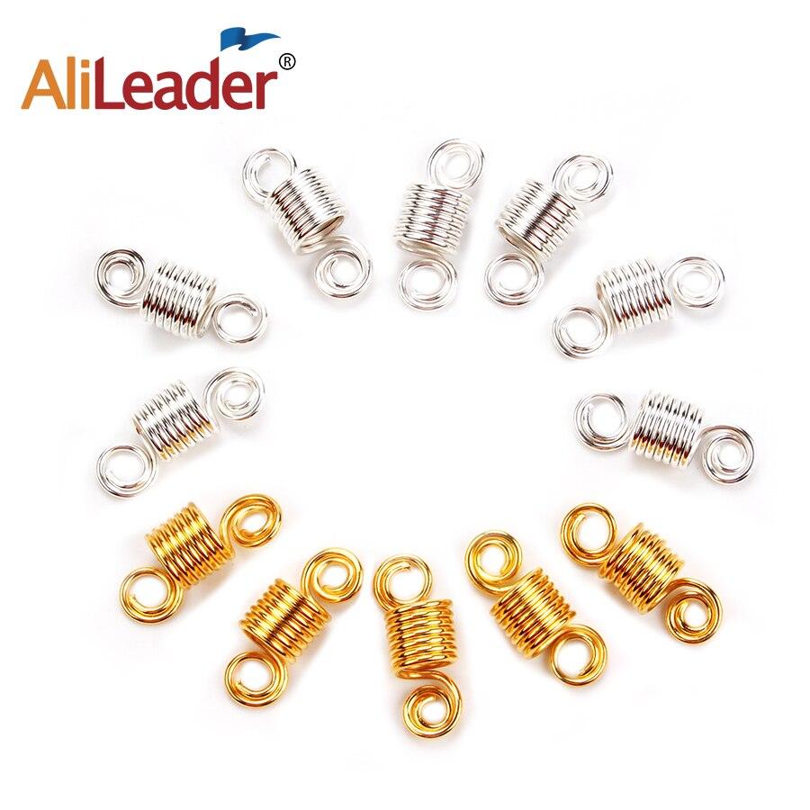 55b4f20a523 Aluminum Rings Dreadlocks Hair Coil Dreadlocks Metal Hair Cuffs Hair  Braiding Beads for Hair Accessory Multiple Styles-in Links, Rings & Tubes  from Hair ...