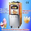 Vertical Soft Serve Ice Cream Machine Ice Cream Maker 3 Flavors for Ice Cream Parlor Leisure Food Snack Street