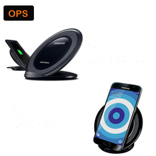 Highly active&Quick QI Wireless Charger Charging Pad with Cable for Samsung s7,s6 note5 цена
