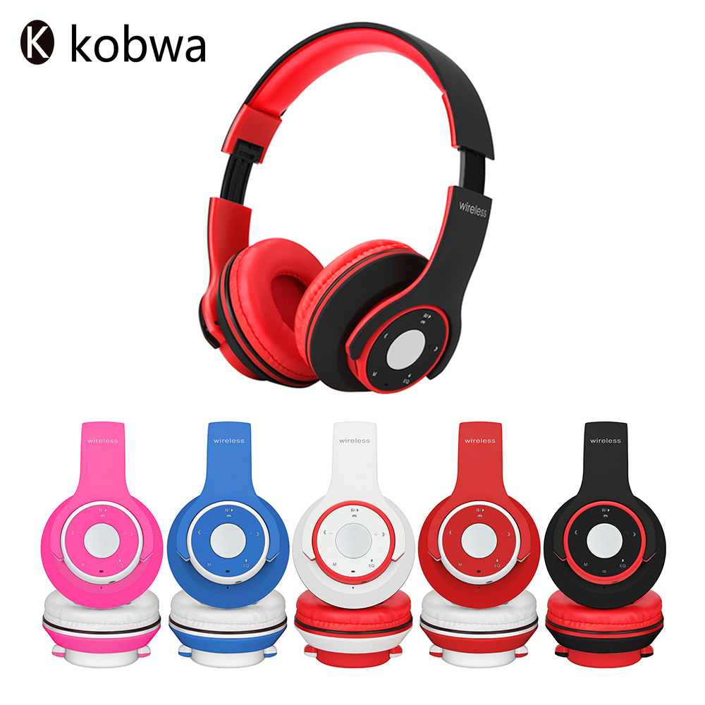 Foldable Headphones Bluetooth Wireless Portable EDR Noise Cancelling Stereo With Microphone TF Card Built-In FM Radio Headset  p47 headband foldable stereo bluetooth headphones wireless headset noise cancelling casque audio handsfree with mic tf card fm