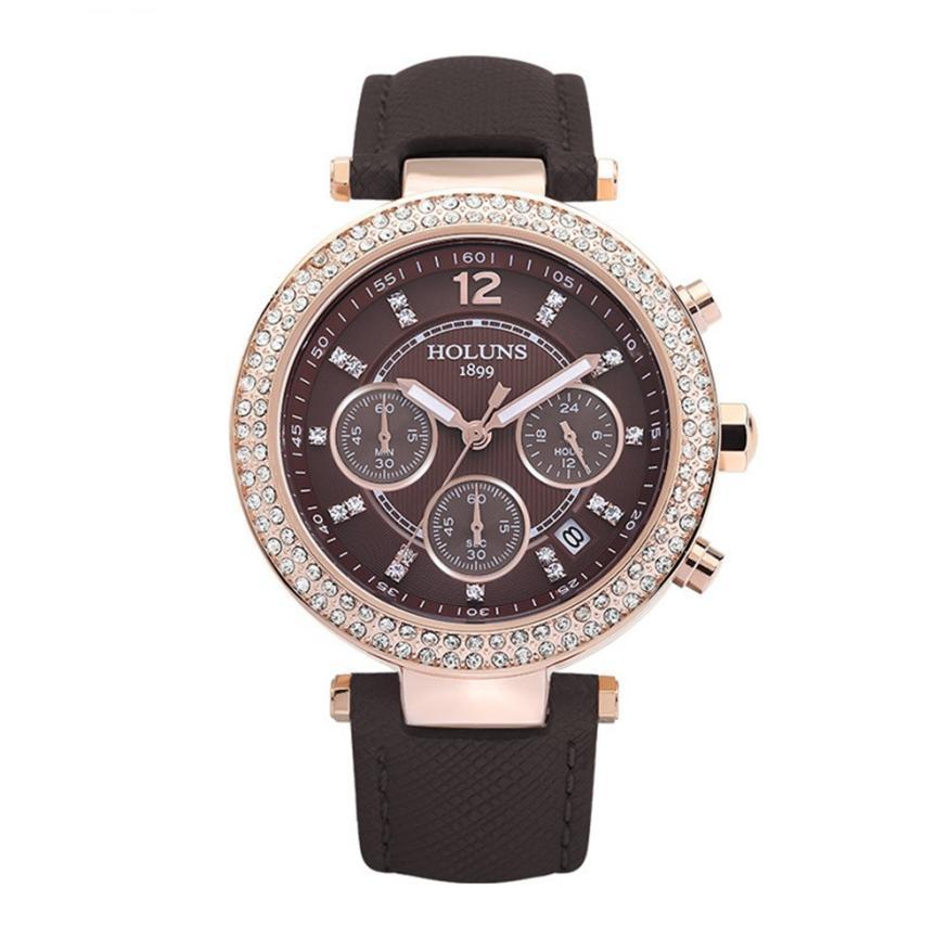 Relogio Feminino Reloj Mujer Women Watches Watch Dropshipping Gift Holuns LS001 Fashion Women Watch july19