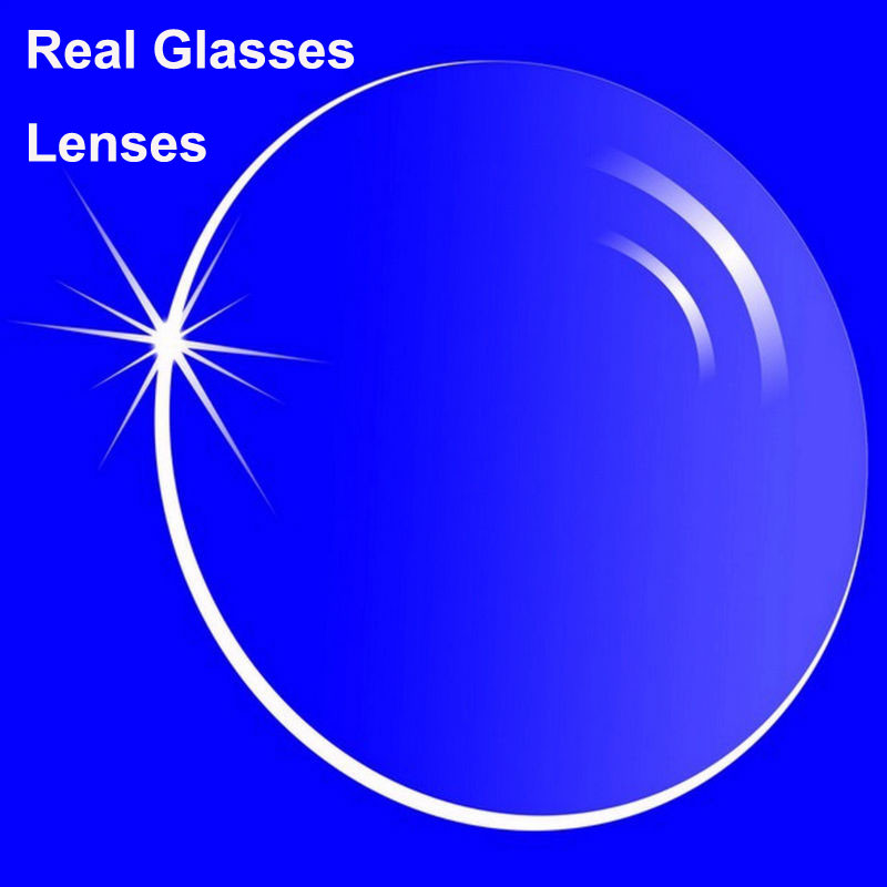 Real Glasses lenses