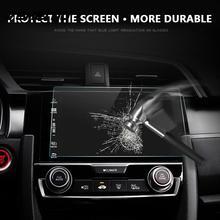 Vehemo 0,3 мм защитная пленка gps Mp5 аксессуары из закаленного стекла автомобильные DVD Защитные пленки прозрачные Премиум пылезащитные