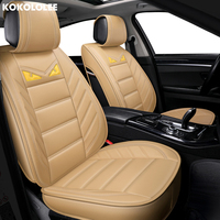 [KOKOLOLEE] auto car seat cover For dodge challenger renault scenic 3 mercedes cla nissan navara d40 car accessories car styling