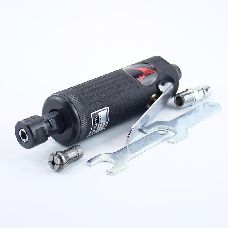YOUSAILING 3mm&6mm Air Die Grinder 22000rpm Pneumatic Die Grinder Ari Grinding Tool