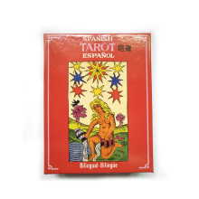 SPANISH Tarot Board Game High Quality Cards with English/French/Spanish Edition Instructions
