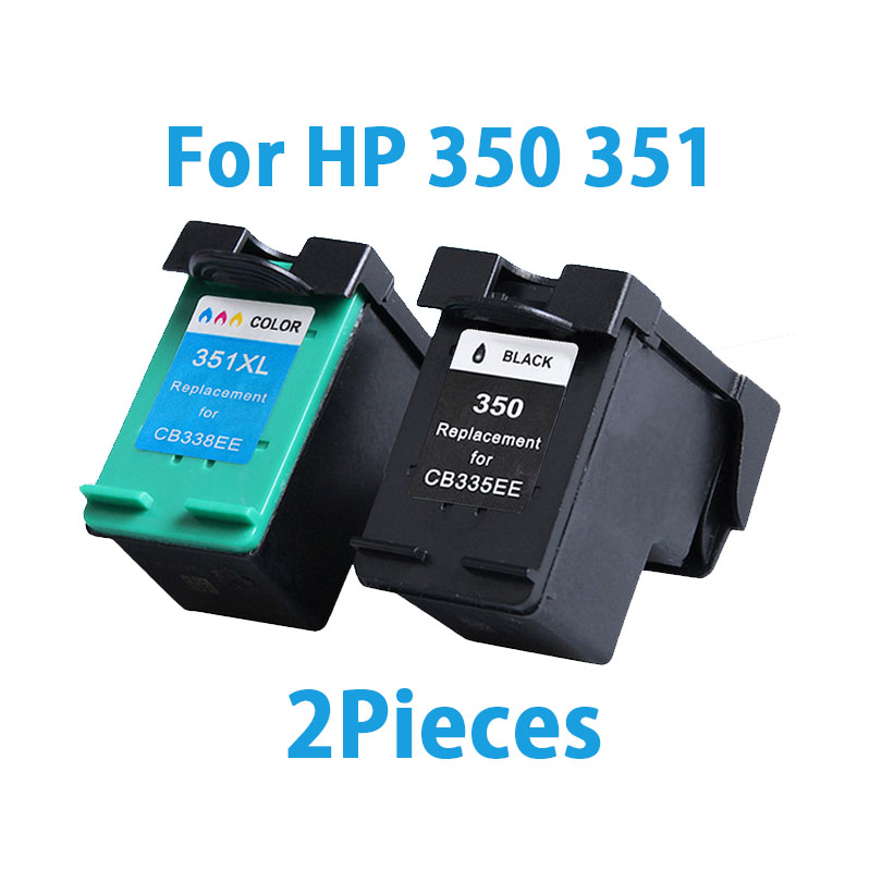 XiongCai Compatible ink <font><b>cartridges</b></font> for <font><b>HP</b></font> 350 <font><b>351</b></font> C4200 D4263 4360 5730 5780 5785 C4480 printer <font><b>cartridge</b></font> For HP350 For HP351 image