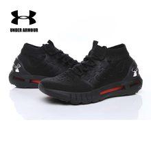 Under Armour Hovr Phantom Pria Menjalankan Sepatu Kaus Kaki Sepatu Zapatos  De Hombre Lampu Bernapas Bantal 8b0c110fa4