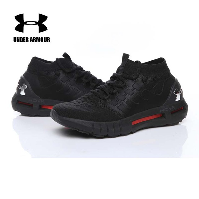 fbfbaea79d469 Under Armour HOVR Phantom Mens Running shoes sock sneakers zapatos de  hombre Light Breathable Cushion Athletic Trainers hot sale