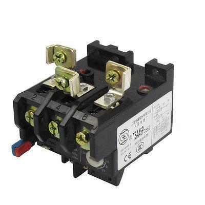 цена на 3.6-13A 3 Poles 1NO 1NC Circuit Proctection Thermal Overload Relay