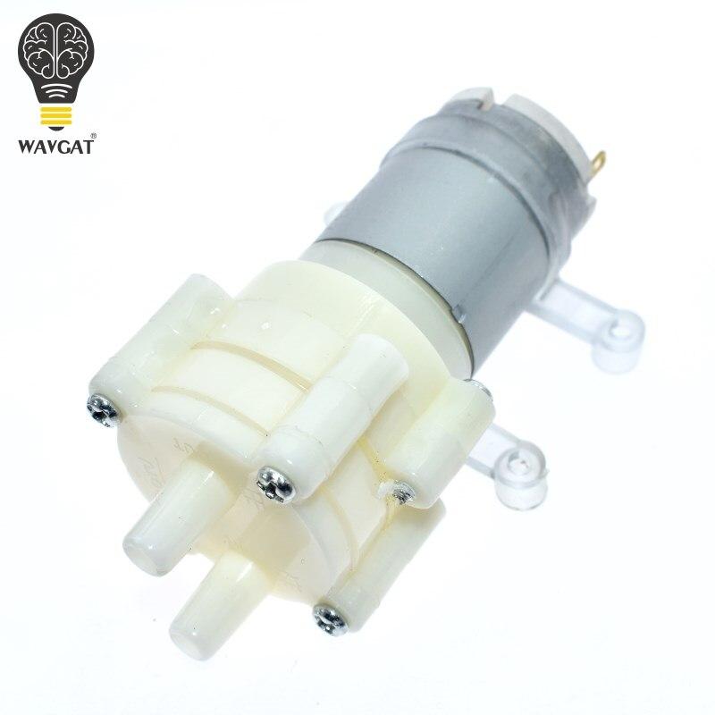 DC12V R385 Mini Aquarium Pump Fish Tank Motor for Diaphragm Pump Water Pump