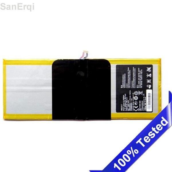 Bateria para huawei mediapad 10, bateria de alta qualidade sanerqi hb3x1 para tablet pc S10-201wa 6400 mah