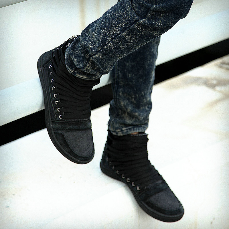 Black Sneakers Mens Fashion Herpmeds