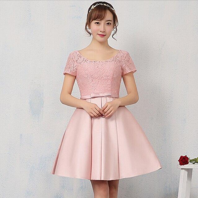 new 2017 women elegant pageant dresses short for proms dress with ...