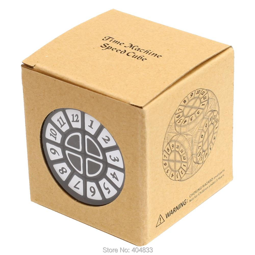 Time Machine Cube Cubo Magico with Extra free Stickers  X'mas gift idea Brithday gift idea Free Shipping
