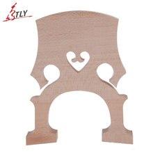 1pc Cello Bridge Maple Material for 4/4 3/4 1/2 1/4 Size Cello Accessory