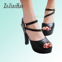 Fashion High Heel Flat Ladies Sandals Soft Leather Casual Summer Style Woman Shoes Comfort Gladiator Flat