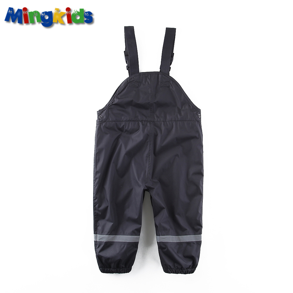 mingkids baby boy waterproof overalls fleece lining. Black Bedroom Furniture Sets. Home Design Ideas