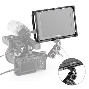Image 5 - SmallRig Monitor Cage for Feelworld T7, 703, 703S, MA7, MA7S and F7S Monitor 2233