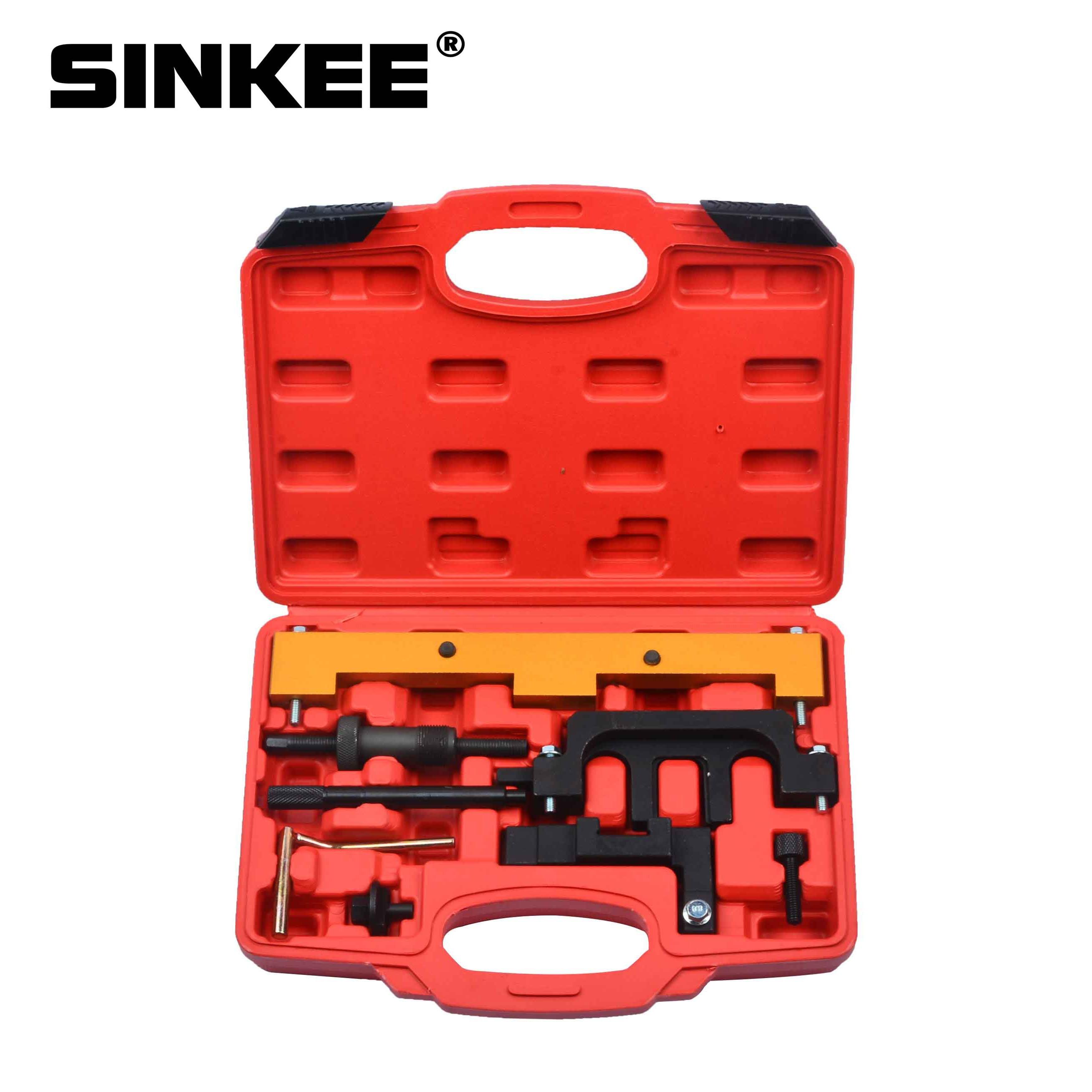 Kit d'outils de verrouillage de synchronisation de réglage de moteur à essence pour BMW N42 N46 N46T B18-A arbre à cames B20-A-B SK1067