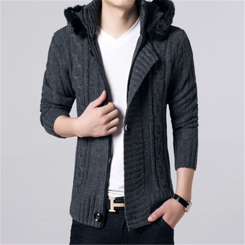 Popular Mens Long Cardigan Knitted-Buy Cheap Mens Long Cardigan