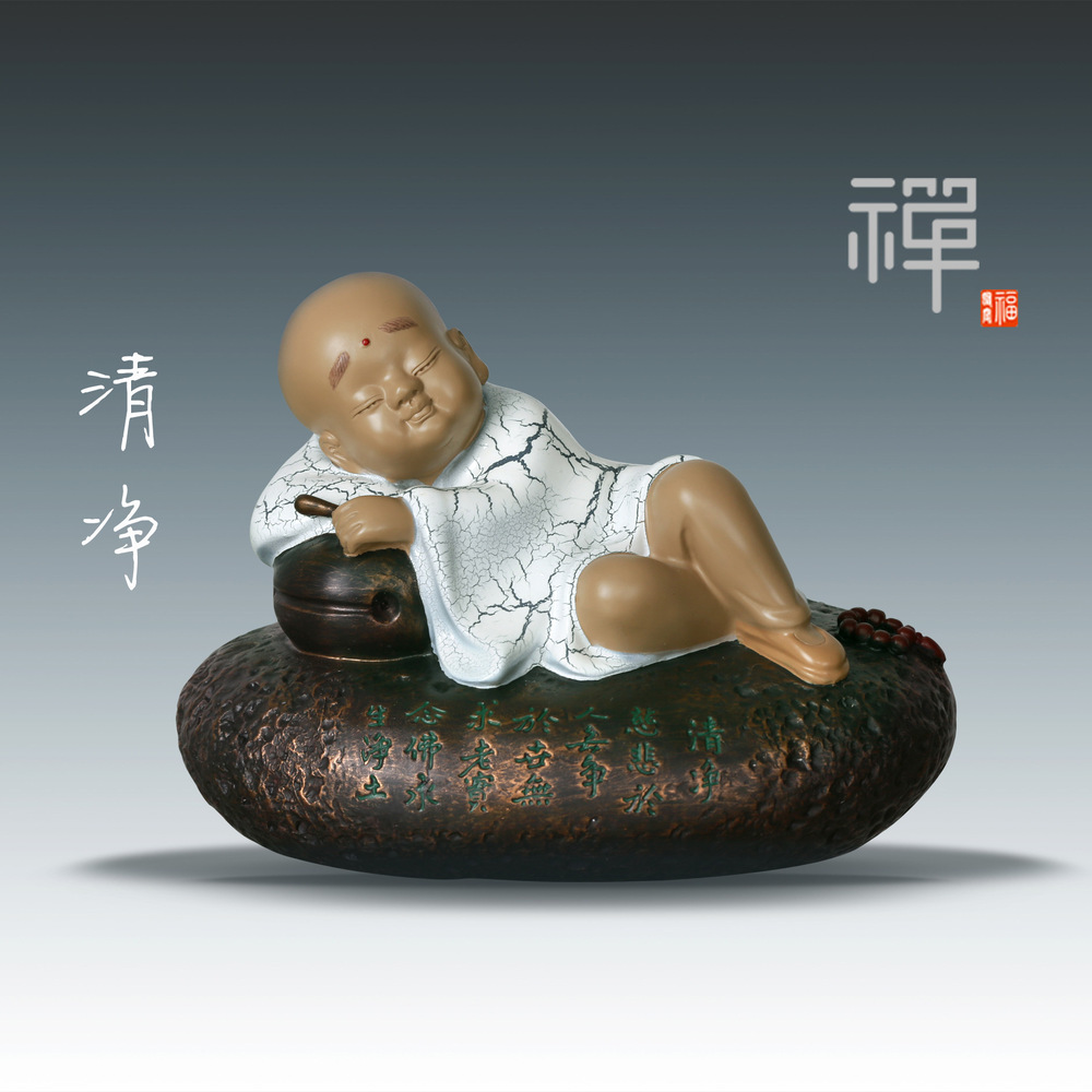 Shenzhen factory direct pure novices resin ornaments crafts creative home accessories gift ornaments