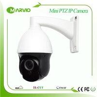 960P 1 3MP Mini Speed Dome PTZ IP Network Camera AutoFocal 2 8 12mm 4X Zoom