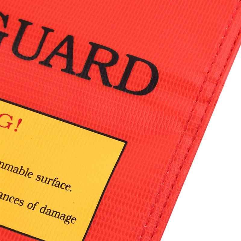18x23cm RC LiPo Li-Po Battery Fireproof Safety Guard Charge Bag Sack  Protective Storage Bag Pouch