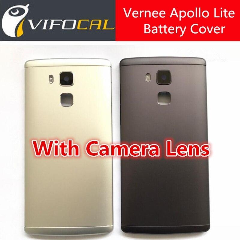 Цена за Vernee Apollo Lite крышку батарейного 100% новый прочный защитный чехол Замена для vernee Apollo Lite мобильный телефон