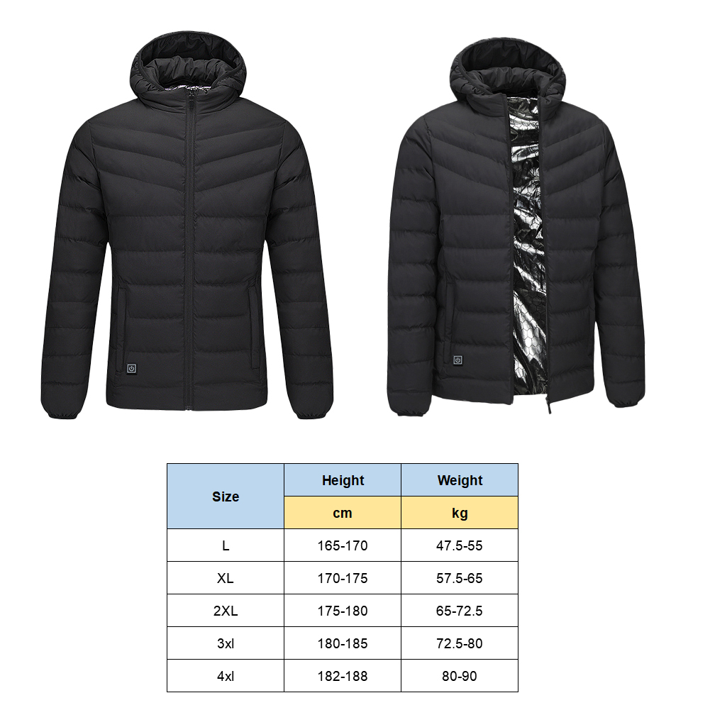Camping   Hiking Down Cheap Camping   Hiking Down 2018 Outdoor Electric  Heating Jackets.We offer the best wholesale price 6c4c962b4