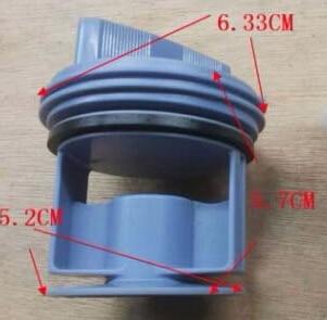 Home Appliances Conscientious Washing Machine Drain Pump Filter Cap Filter Net Washing Machine Parts
