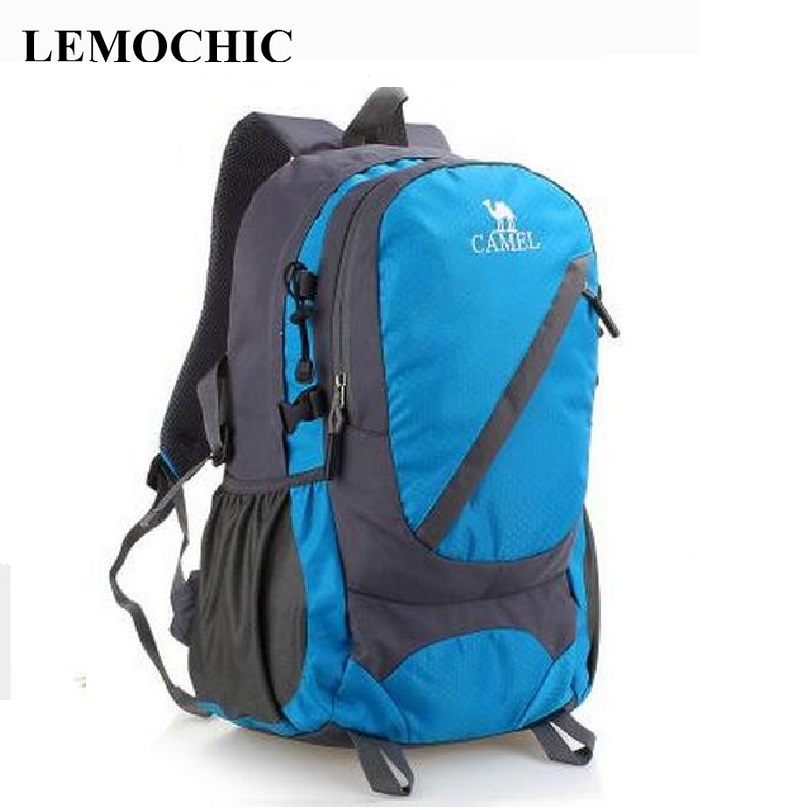 High quality sports bag turist brand backpack unisex student school outdoor hiking waterproof bags camping cycling