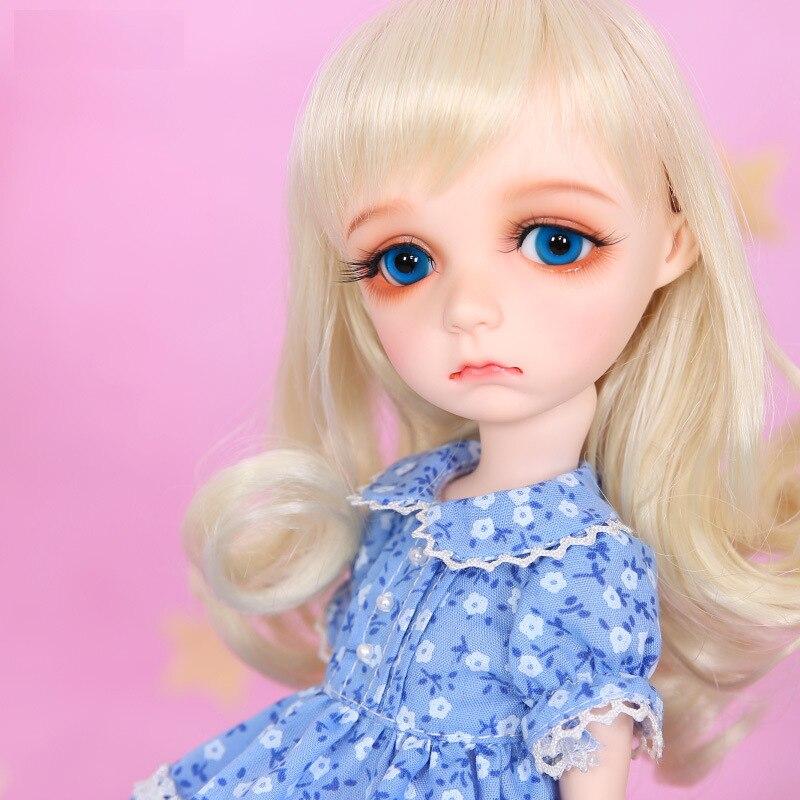 Imda3.0 Colette 1/6 BJD SD кукла средства ухода за кожей обувь для девочек мальчиков куклы каучуковые фигурки подарок на день рождения Рождество опцио...
