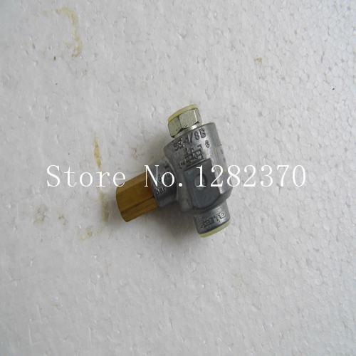 [SA] New original authentic special sales FESTO exhaust valve SE-1 / 8B Spot 9685 --2pcs/lot [sa] new original special sales festo regulator lr 1 8 do mini spot 162590 2pcs lot
