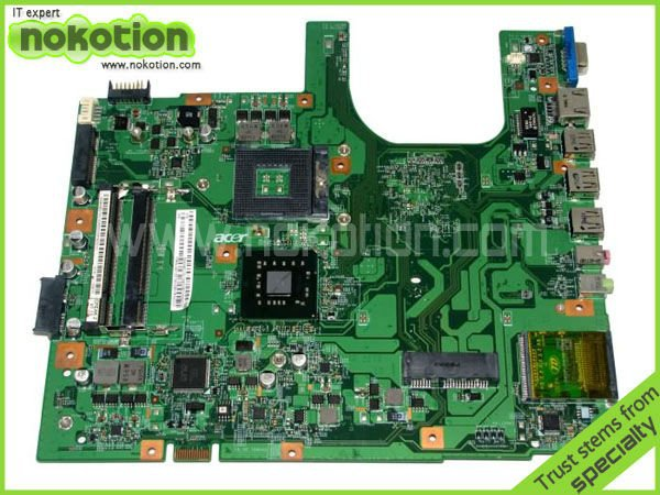 MB.AU901.001 MBAU901001 Laptop Motherboard for Acer 5335 5735 Series 48.4K801.011 Mainboard INTEL GM45 GMA X4500 DDR2