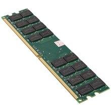 8G (2x4G) speicher RAM DDR2 PC2-6400 800MHz Desktop nicht-ECC DIMM 240 Pin, Kompatibel für AMD system