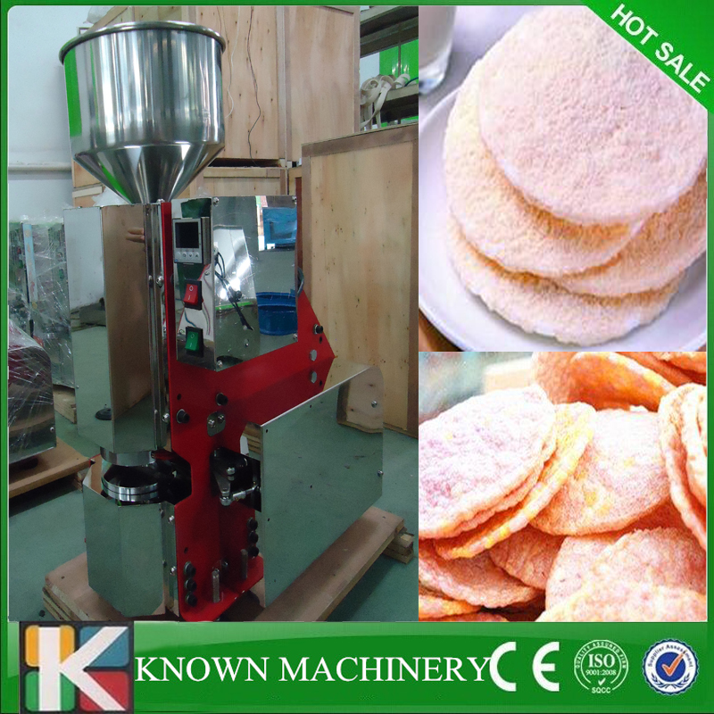 Automatic control Rice Cake Machine rice cracker rice cake popping puffed corn snacks making machine  free shipping