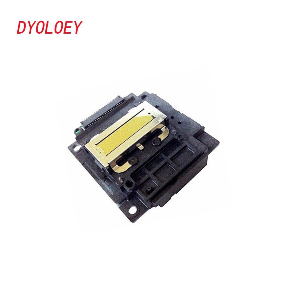 DYOLOEY L301 cabezal de impresión para Epson L300 L301 L351 L355 L358 L111 L120 L210 L211 ME401 ME303 impresión cabeza de impresión